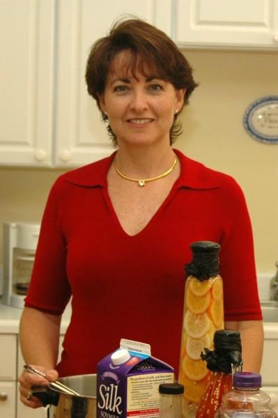 Nancy Walker, Healthy Eating!